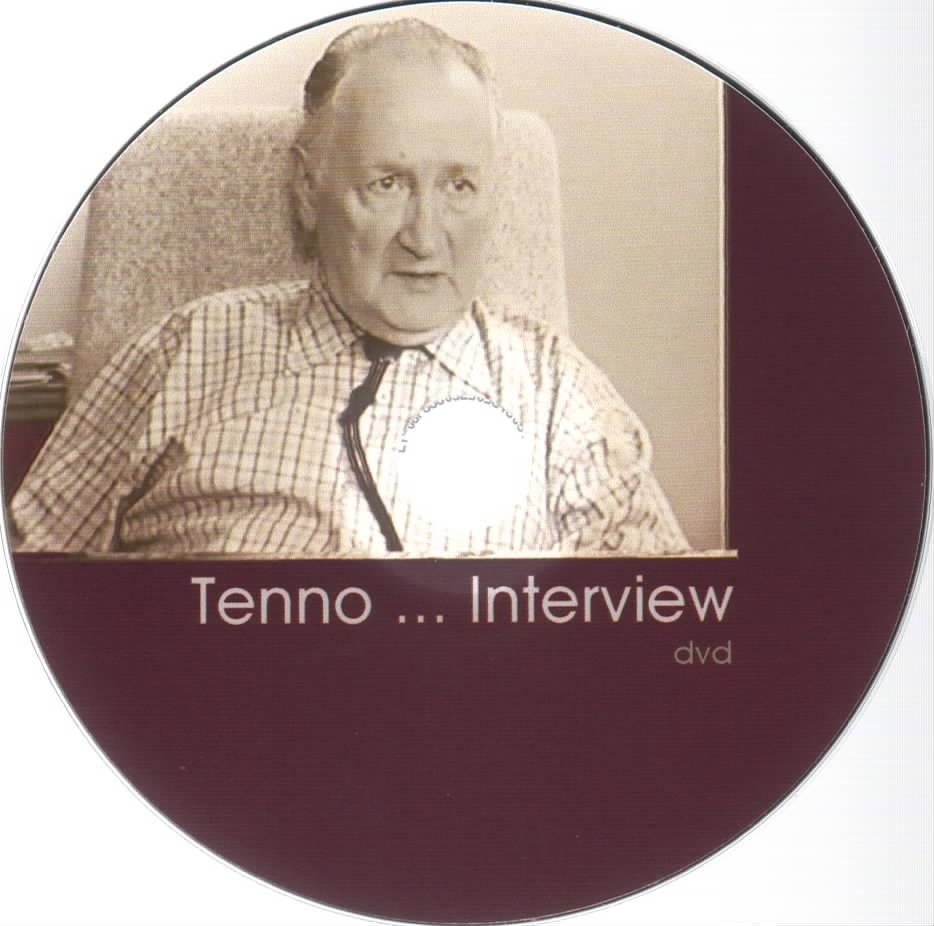 DVD Tenno Interview