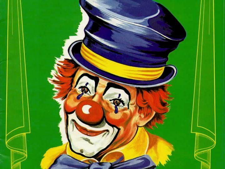 """Programmheft """"Circus Carl Busch"""", 1986/'87"""