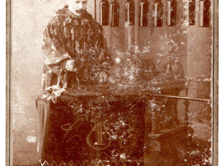 Karl Eberhard alias Carlo Ellti